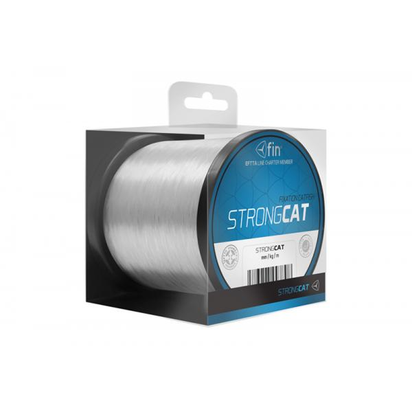 FIN STRONG CAT 350m /átlátszó 0,60mm