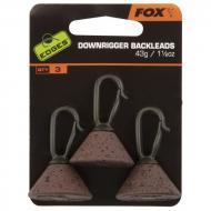 FOX Edges downrigger backleads 43gr