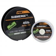 FOX Submerge lead free leader 10m 45lb