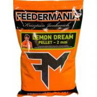 Feedermánia Lemon Dream Pellet 2mm