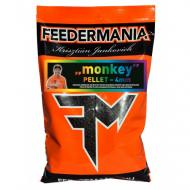 Feedermánia Monkey Pellet 4mm
