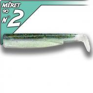Fiiish 3db test a 90-as Black Minnow-hoz - Ghost Minnow