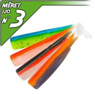Fiiish 4db test a 120-as Black Minnow-hoz - UV Color Box