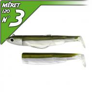 Fiiish Black Minnow 120 Kaki - Off Shore-fej 25g/12cm