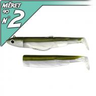 Fiiish Black Minnow 90 Kaki - Off Shore-fej 10g/9cm