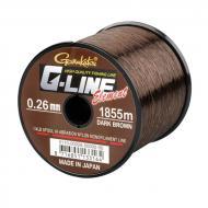 GAMAKATSU G-Line Element 0,26mm/1855m Dark Brown