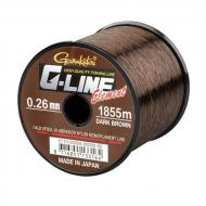 GAMAKATSU G-Line Element 0,30mm/1325m Dark Brown