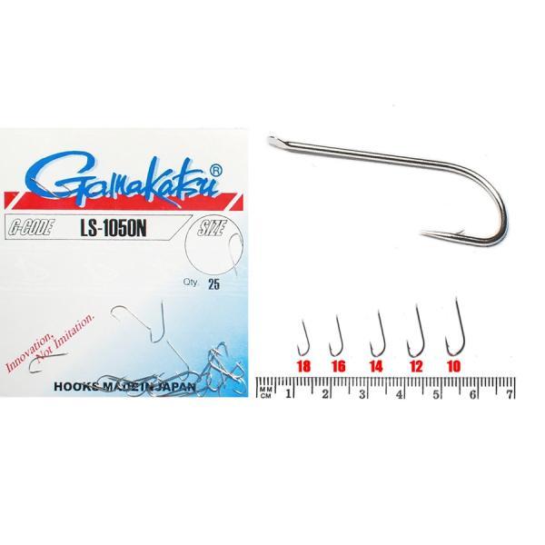 GAMAKATSU LS-1050N N/L 16-os keszegező horog