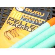 GURU Pellet waggler szakál nélküli horog - 12-es