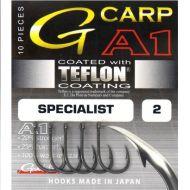 GAMAKATSU G-Carp A1 Teflon Specialist  6-os