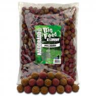 HALDORÁDÓ Big Feed - C21 Boilie - Eper & Ananász 2,5kg