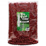 HALDORÁDÓ Big Feed - C6 Pellet - Fűszeres Kolbász 2,5kg