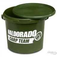 HALDORÁDÓ Carp Team kerek vödör - 5 literes