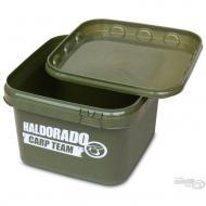 HALDORÁDÓ Carp Team szögletes vödör - 2,5 literes