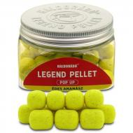 HALDORÁDÓ LEGEND PELLET Pop Up 12-16 mm - Édes Ananász