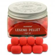 HALDORÁDÓ LEGEND PELLET Pop Up 12-16 mm - Vörös Démon