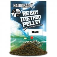 HALDORÁDÓ Ready Method Pellet - Brauni 400gr