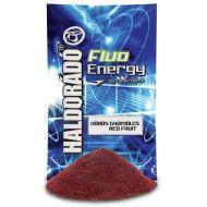 HALDORÁDÓ Fluo Energy - Vörös gyümölcs etetőanyag 800gr