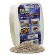 HALDORÁDÓ Fluo micro method feed pellet - Ördögűző 400gr
