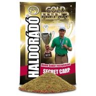 HALDORÁDÓ Gold Feeder - Secret Carp 1kg etetőanyag