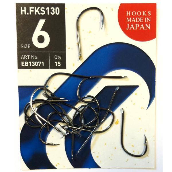 HAYABUSA H.FKS130 BN bojlis horog - 6-os 15db