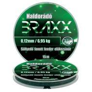 HALDORÁDÓ Braxx PRO fonott feeder előkezsinór 0,12mm (10m)