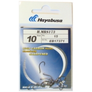 HAYABUSA MRS173 füles horog -  4-es