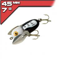 Heddon Tiny Crazy Crawler Black Hornet 4cm/7g