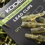 KODEX Lead clips lead core kapocs