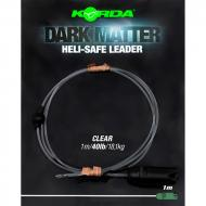 KORDA Dark Matter Heli-Safe Leader 1m - Clear