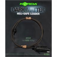 KORDA Dark Matter Heli-Safe Leader 1m - Weed