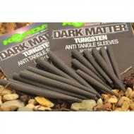 KORDA Dark Matter Tungsten Anti-tangle Sleeves - gubancgátló hüvely