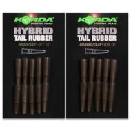 KORDA Hybrid gumihüvely - weed/silt