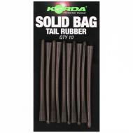 KORDA Solid Bag PVA tail rubber szilikonhüvely PVA szerelékekhez