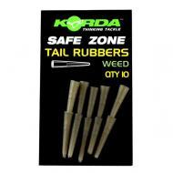 KORDA Tail Rubbers Weedy Green gumisapka ütköző