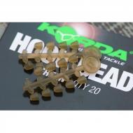 KORDA hook bead Large horogravaló gumistopper