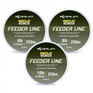 KORUM Feeder Line 250m/0,23mm/6lb/3,6kg