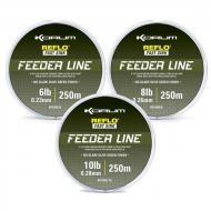 KORUM Feeder Line 250m/0,28mm/10lb/4kg