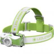 Led Lenser MH7 outdoor tölthető LED fejlámpa - zöld