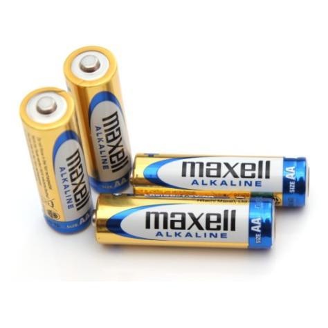 MAXELL AA tartós alkáli elem (5db)