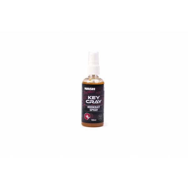 NASH Key Cray Hookbait Spray