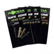 KORDA Lead Clip - Weed 10db