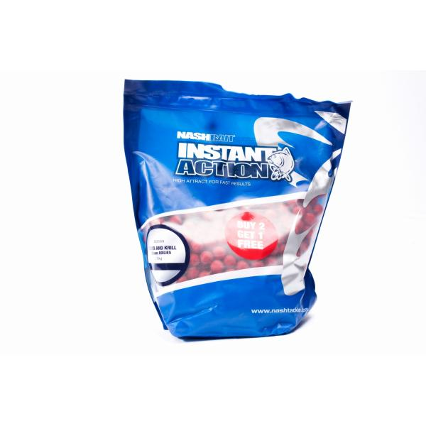 NASH Squid and Krill 18mm 1kg