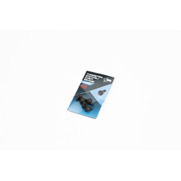 NASH Tungsten Swivel/Knot Bead Small