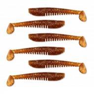 NEVIS Impulse Shad 6,3 cm rozsdabarna gumihal 6 db / cs