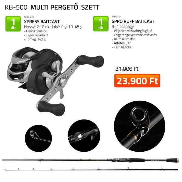 NEVIS Multi Pergető szett KB-500