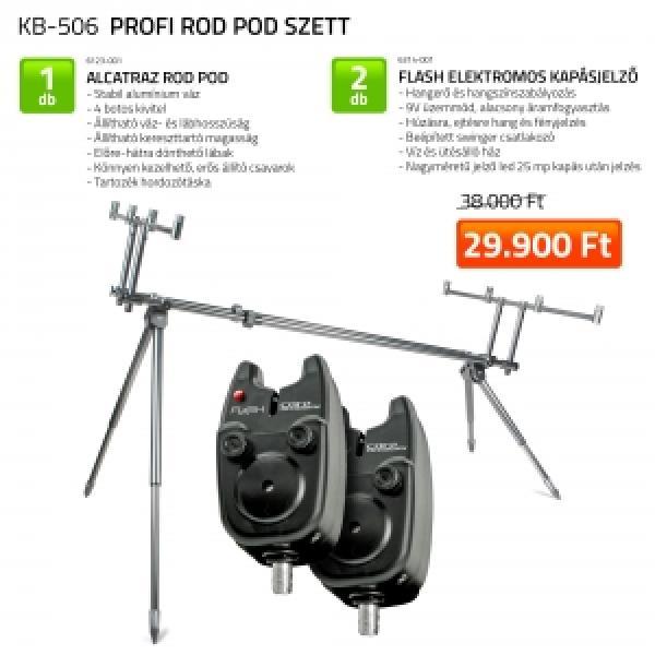 NEVIS Profi Rod Pod szett  KB-506