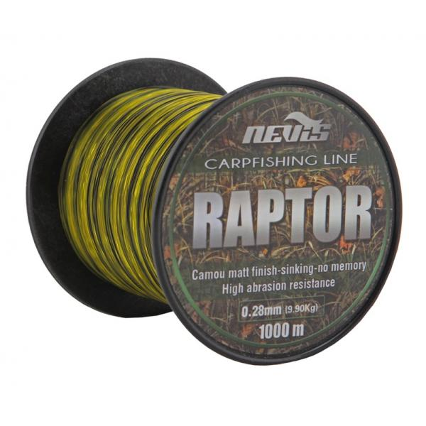 NEVIS Raptor 1000m 0.25mm