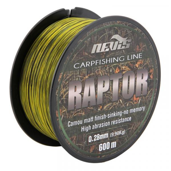 NEVIS Raptor 600m 0.25mm