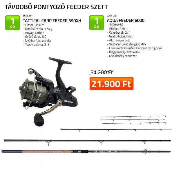 NEVIS Tactical Carp Feeder szett 1. KB-483